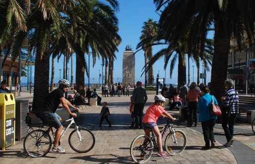 Pista ciclabile Bikeways