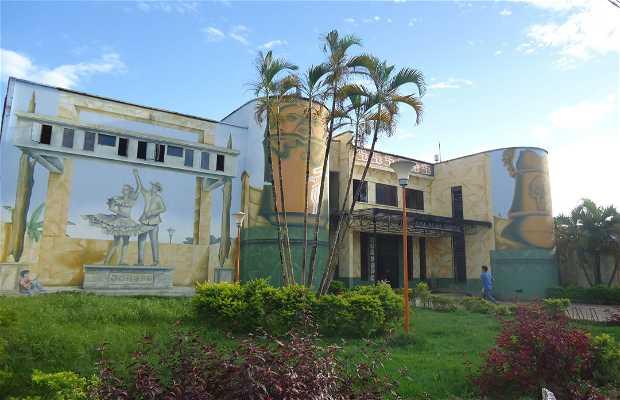 Casa de la Cultura Granada Meta