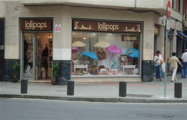 Lollipops Bilbao