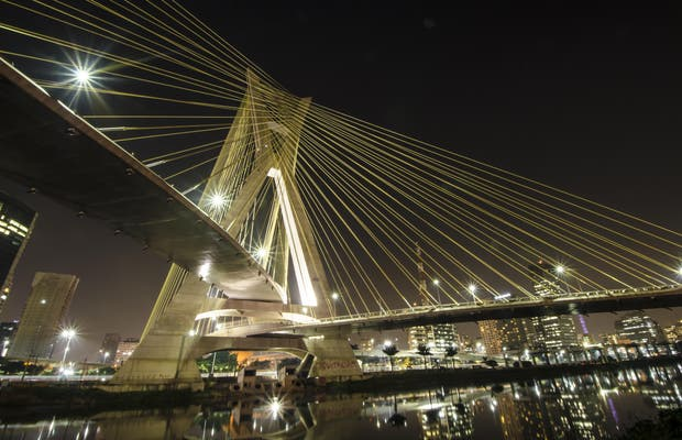 Ponte Estaiada Otávio Frias de Oliveira