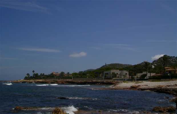 Playa El Trampolí