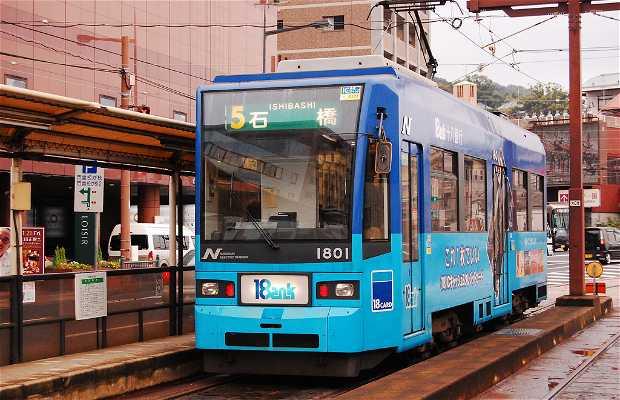 Tramways de Nagasaki