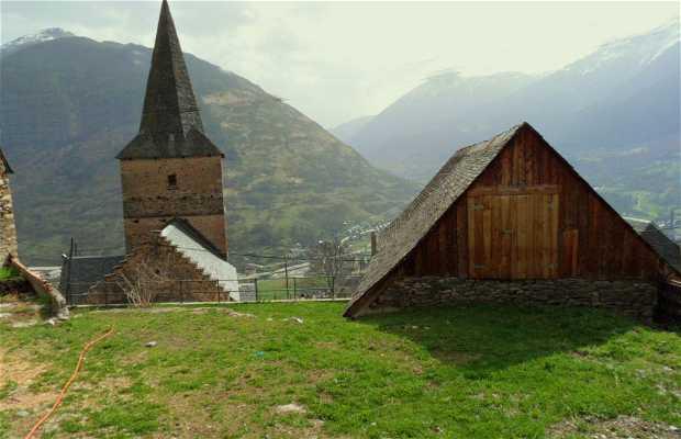 Iglesia Sant Andrèu de Casau