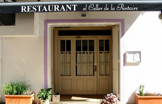 "Restaurante "" El celler de la Puntaire"""