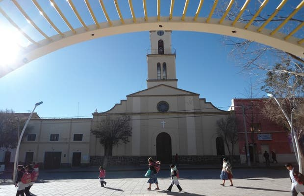 Catedral de Villazón
