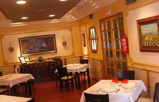 Restaurante La Aldaba