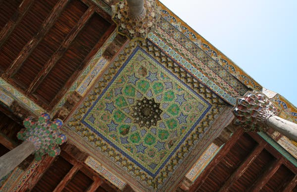 Mezquita Bolo Hauz