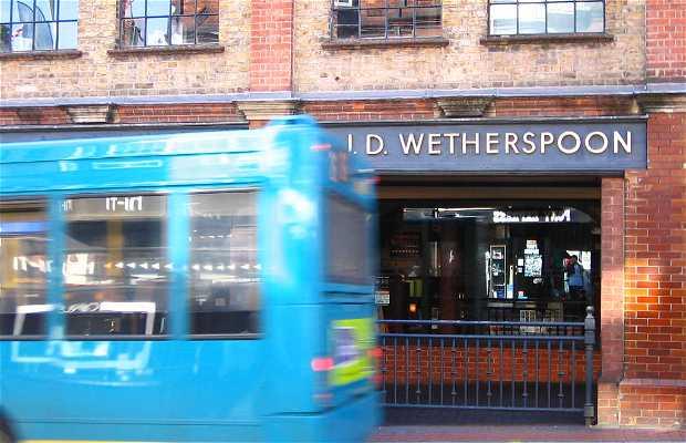JD Wetherspoon