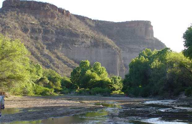 Gavilan River