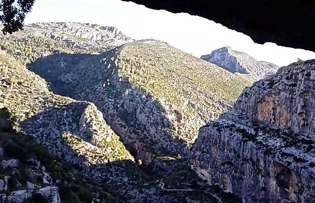 Barranco del Infierno - El Barranc de l'Infern