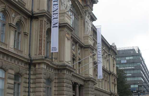 Museu de Arte Ateneum (Konstmuseet Ateneum)
