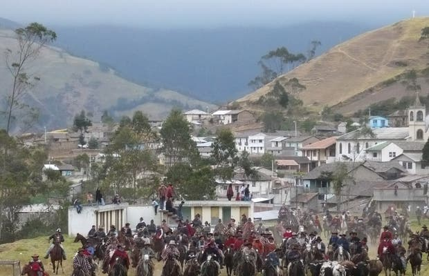 Hacienda Angamarca