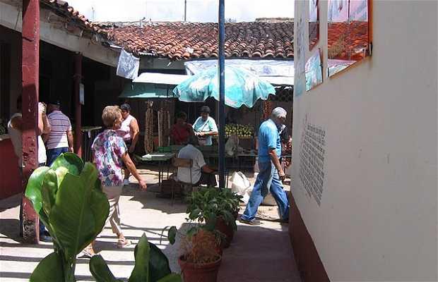 Mercado local de Trinidad
