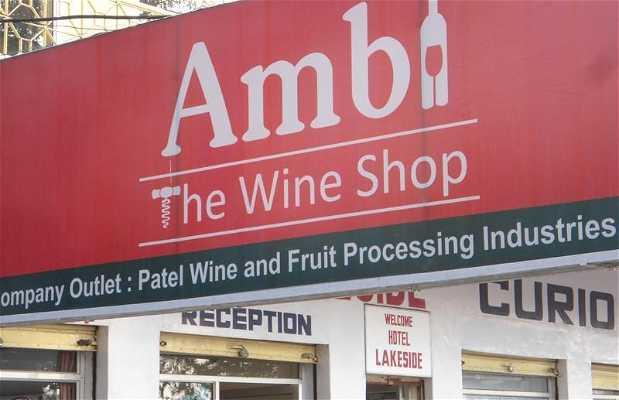 Ambi Wine Shop