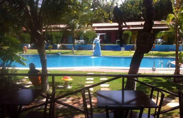 Restaurant in the Hotel Caju Montebello