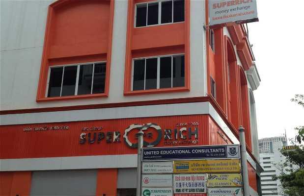 Super Rich Money Exchange Filiale Di Silom Rd.