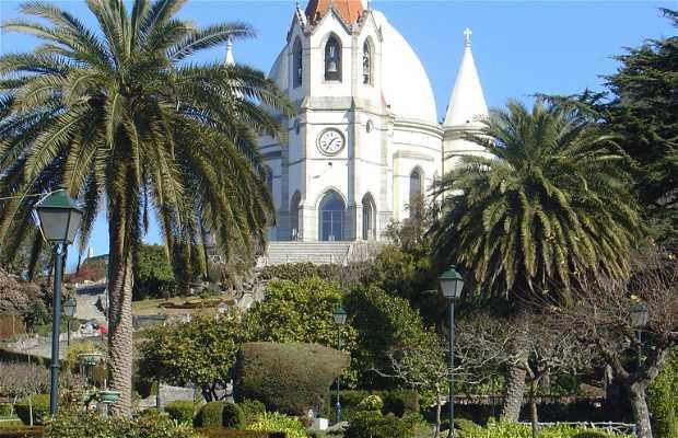 Santuário da Nossa Senhora da Piedade e Santos Passos (Igreja do Sameiro)