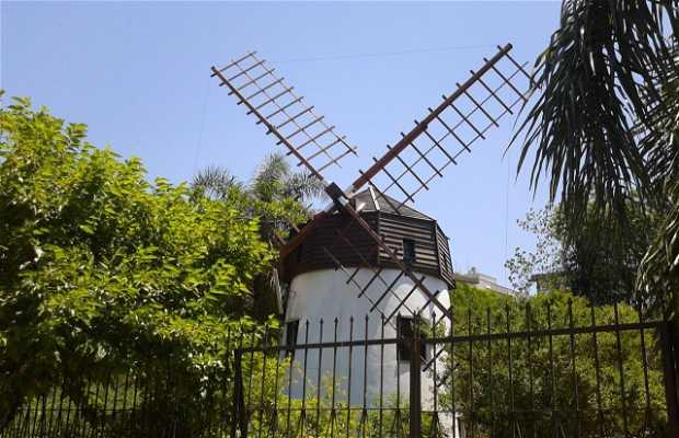 Le parc des moulins à vent