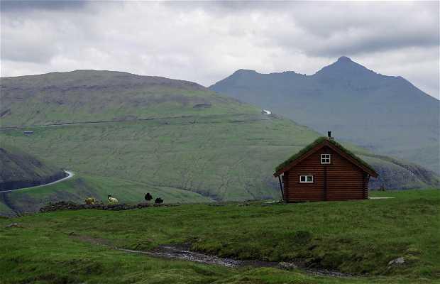 Sendero Vestmanna - Saksun