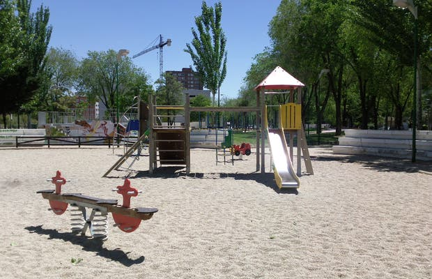 Playground Paseo de la Cuba