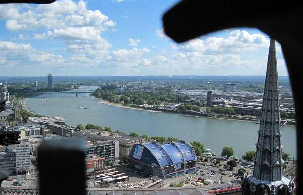 Tour de la cathédrale de Cologne