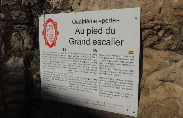 La Gran Escalera - Le Grand Escalier