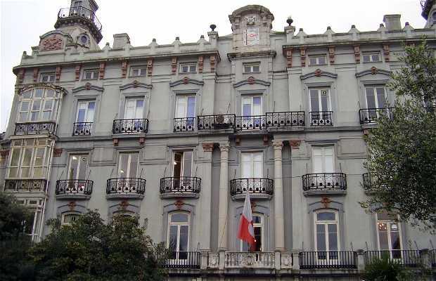 Casa Pombo