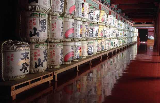 Tempio di Toshogu a Tokio