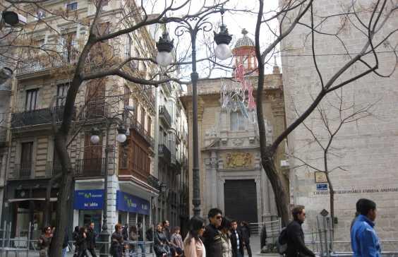 Eglise de San Martín Obispo et de San Antonio Abad
