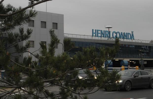 Aeropuerto Henri Coanda
