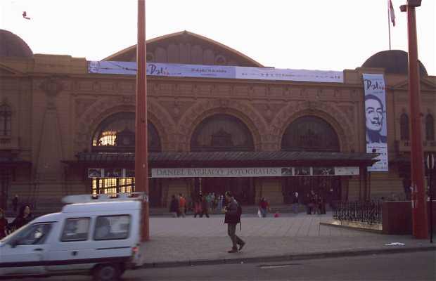 Mapocho Station