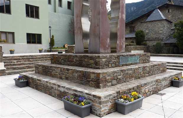 Monumento a la Constitucón del 1993