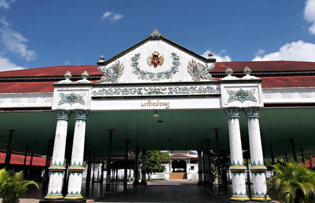 Kraton de Jogyakarta