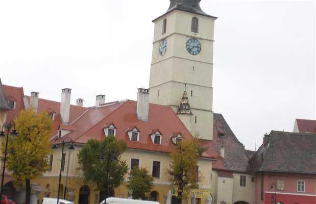 Turnul Sfatului - Torre del Consiglio