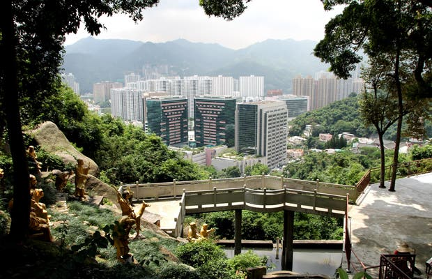 Hong Kong's Balcony
