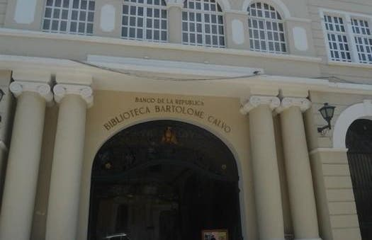 Biblioteca Bartolomé Calvo