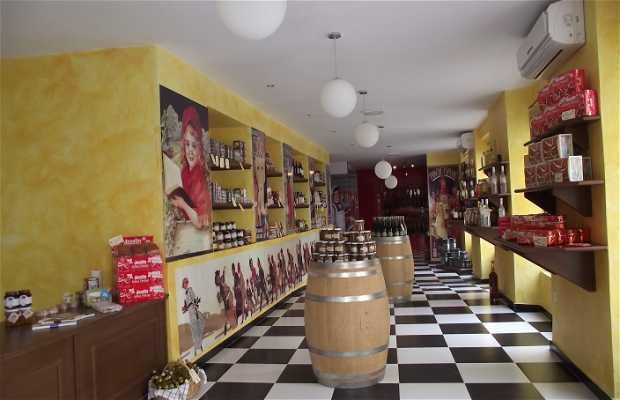 Almacén del indiano - Delicatessen en Málaga
