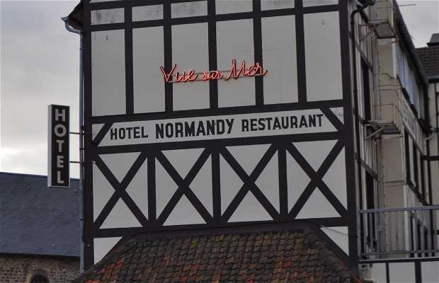 Hôtel restaurante Le Normandy
