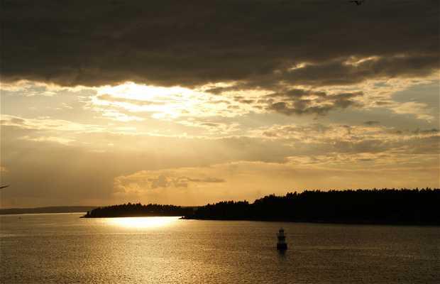 Islas del mar Báltico