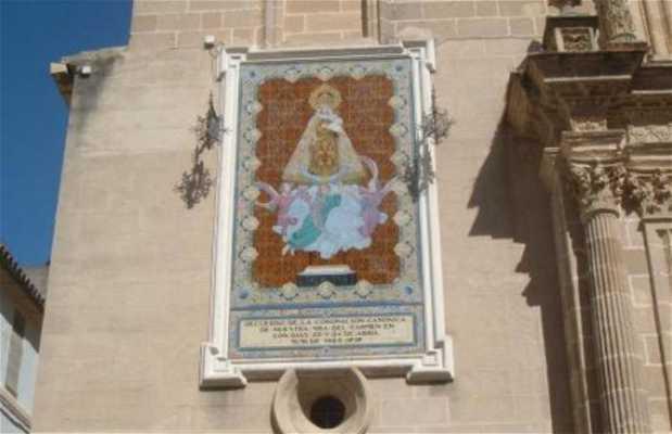 Basílica de Nuestra Señora del Carmen Coronada
