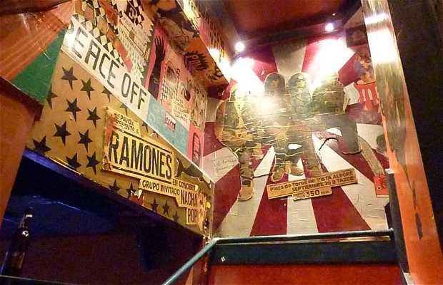 """La Via Lactea (""""The Woodstock Bar"""")"""