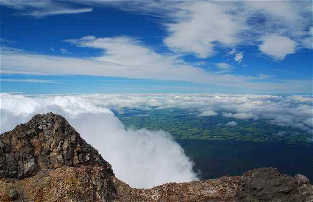 Taranaki Volcano