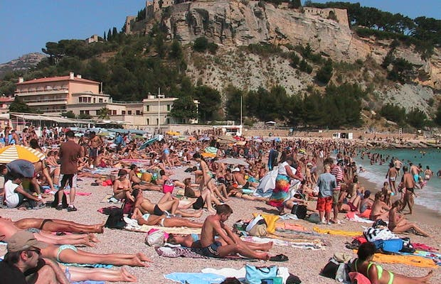 Playa de Cassis