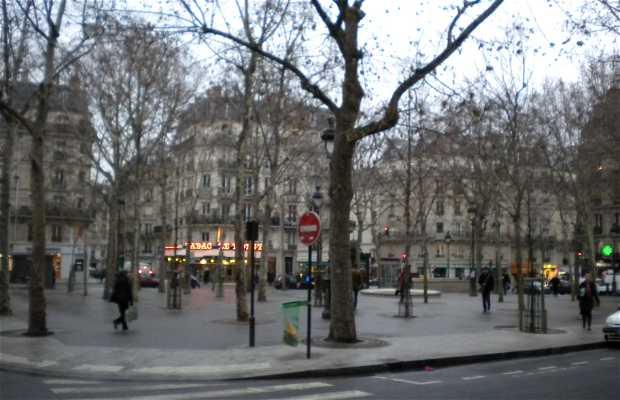 Plaza Monge