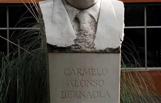 Busto de Carmelo Alonso Bernaola