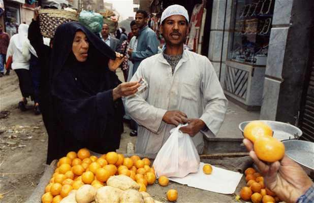 Mercado de Luxor