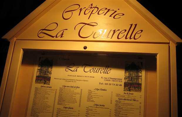 La crêperie Tourelle