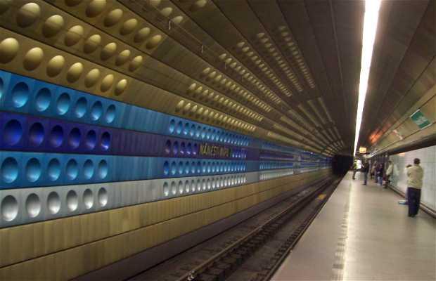 Metrô de Praga