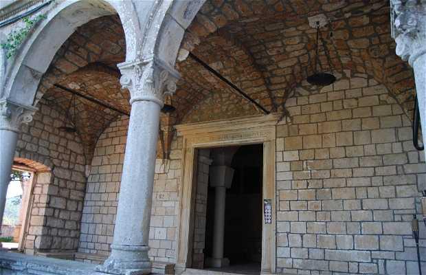 Monasterio de Mljet