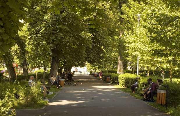 Parque Gheorghe Dima